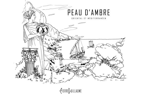 28 PEAU D'AMBRE – COLLECTION PIERRE GUILLAUME PARIS