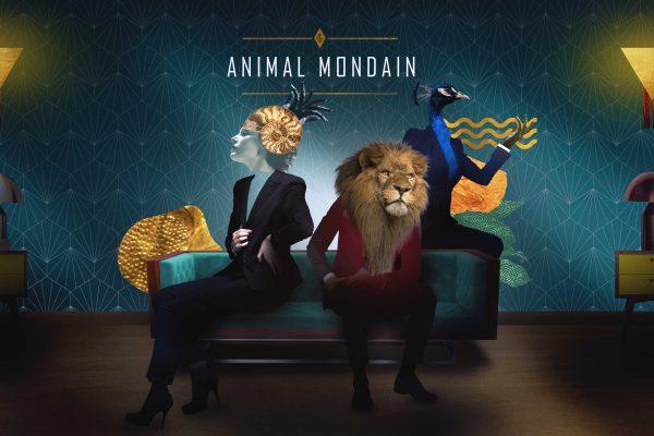ANIMAL MONDAIN – PIERRE GUILLAUME COLLECTION NOIRE