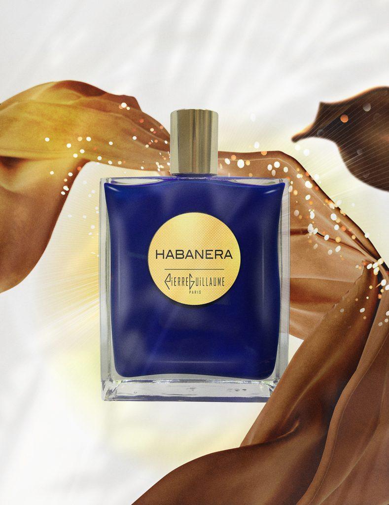 Parfum Habanera, Parfum Ambré, Tabac épicé Gourmand-Artwork-Collection Contemplation-Pierre-Guillaume-Paris