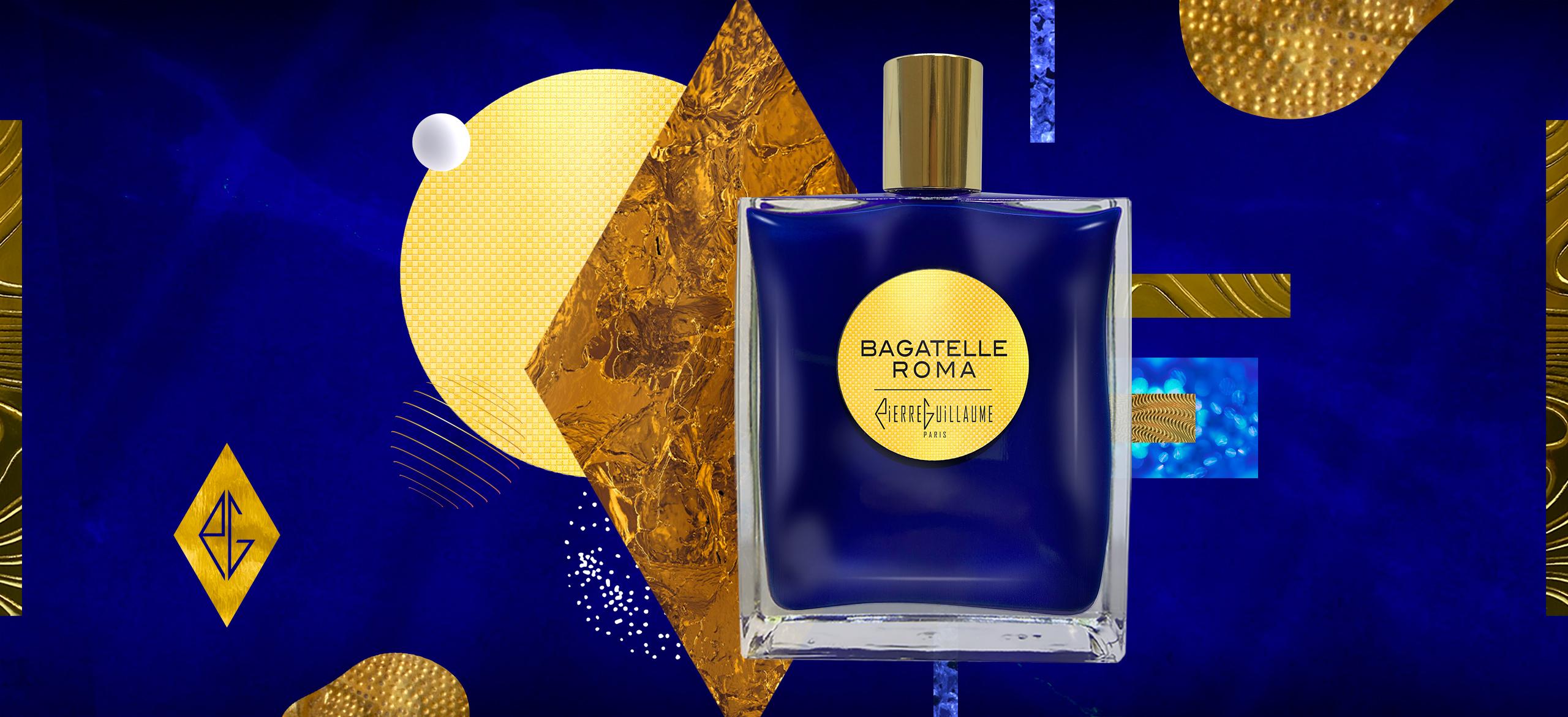 Pierre Guillaume contemplation, gamme de parfums, Haute Parfumerie