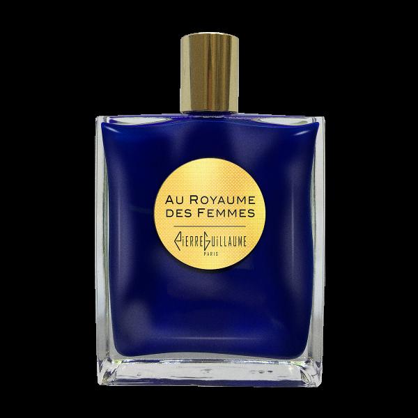 Parfum Rose poivrée, Tonka, Benjoin - Au Royaume des Femmes, bouteille de 100 ml_Collection Contemplation