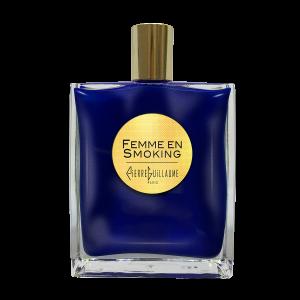 Parfum Femme en Smoking, bouteille 100ml,floral, boisé épicé, calla noir, iris, miel, cèdre