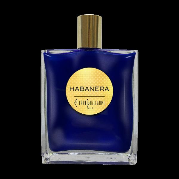 Parfum Habanera, Parfum Ambré, Tabac épicé Gourmand-bouteille de 100 ml_Collection Contemplation-Pierre-Guillaume-Paris