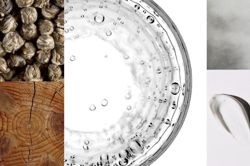 Parfum Pierre Guillaume Paris, Collection Contemplation, ambiance2, Sève de Santal, Vapeur de Riz, Jasmin White Pearl, Bois de Cachemire, Ambre, Musc
